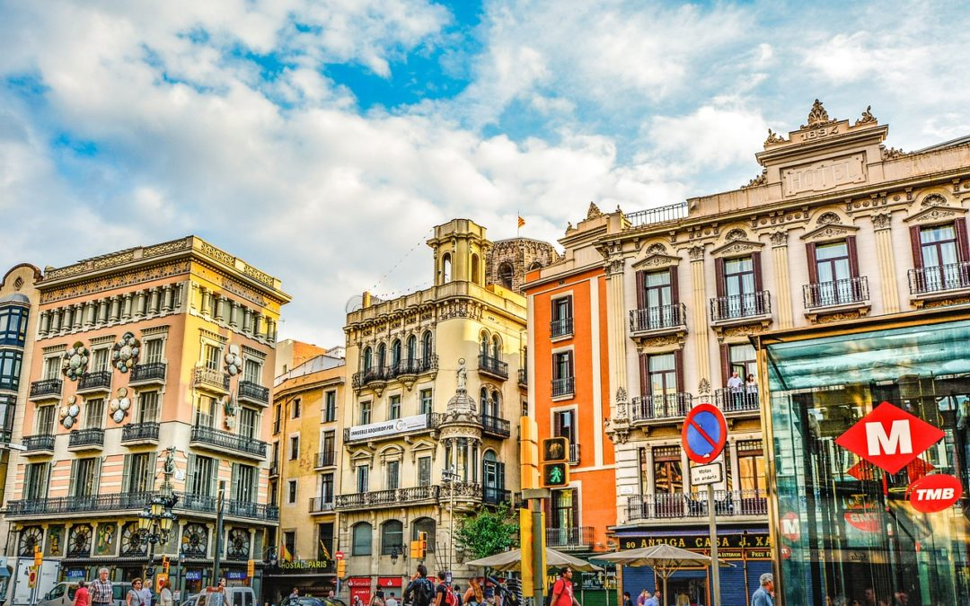 4 Reasons Why You Should Visit Barcelona