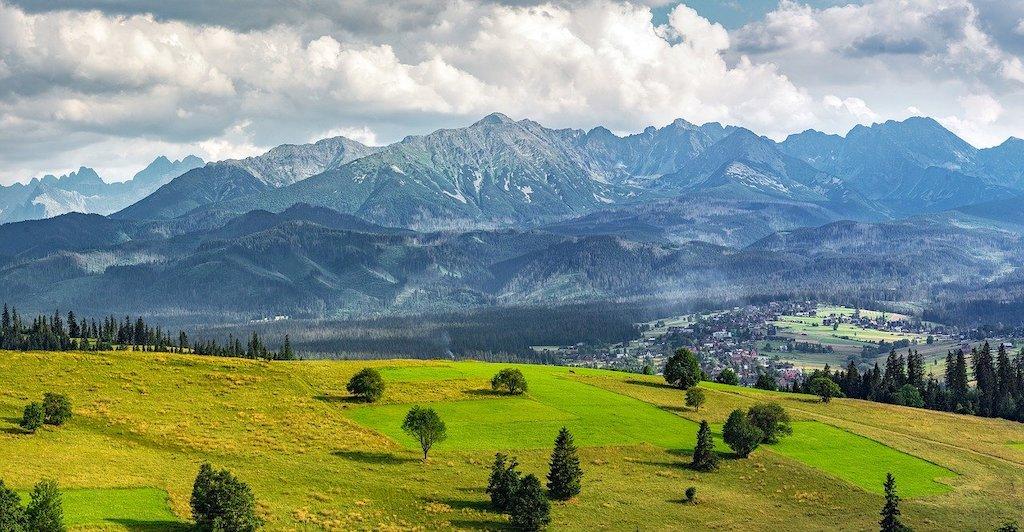 Zakopane Poland & The Mountain Ranges